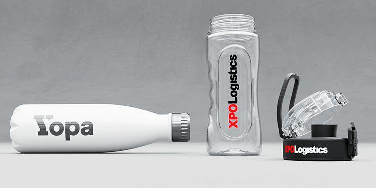 Flasky - W jaki sposób umieszczamy Twoje logo na produkcie?