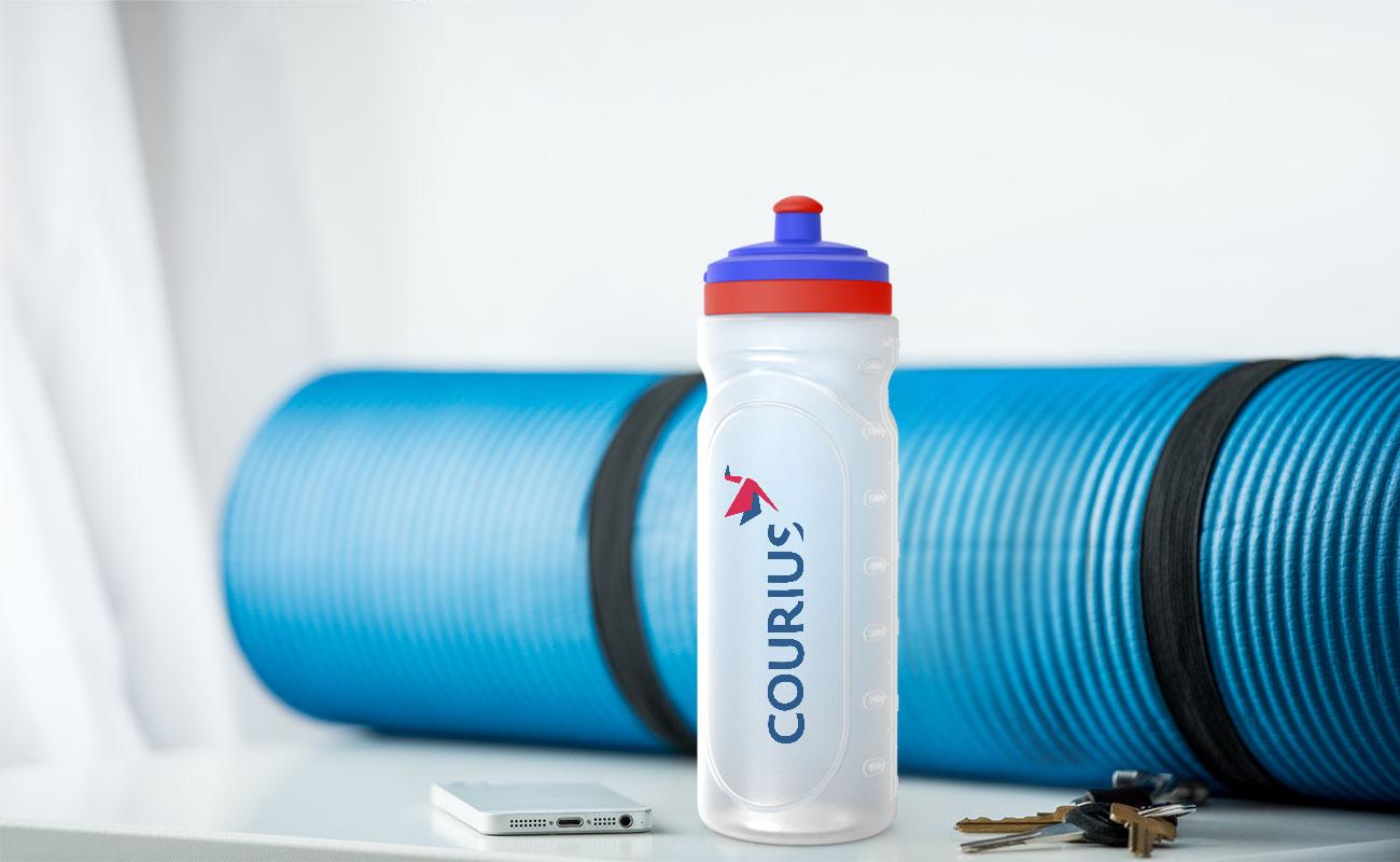 Refresh - Personalizowana Butelka Aluminiowa