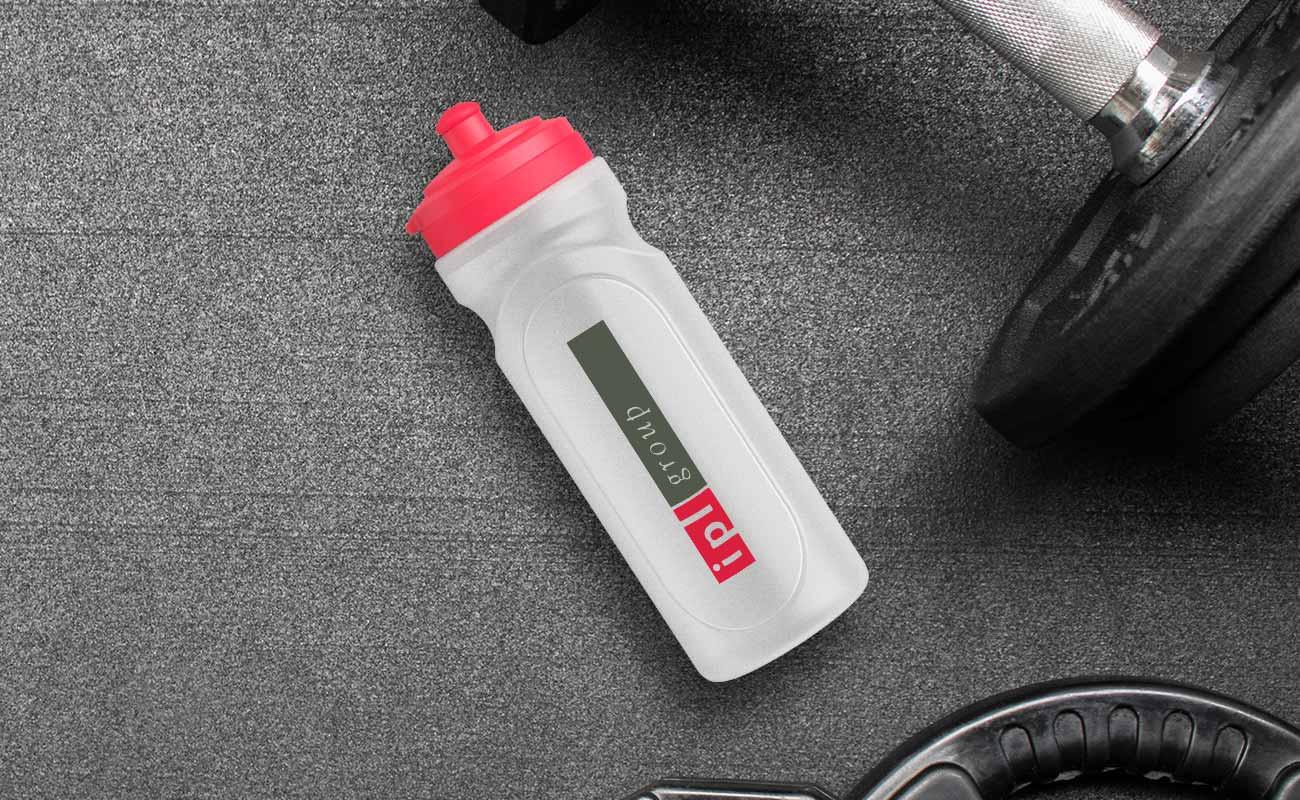 Refresh - Nadruki na Butelki na Wodę